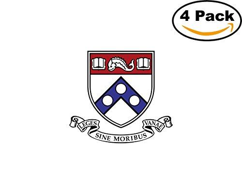 Penn Quakers Bumper Stickers Ivyleaguecompare Com