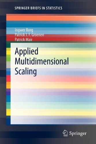 Download Applied Multidimensional Scaling (SpringerBriefs in Statistics) Pdf