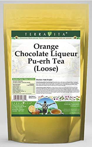 Orange Chocolate Liqueur Pu-erh Tea (Loose) (8 oz, ZIN: 540088) - 3 Pack