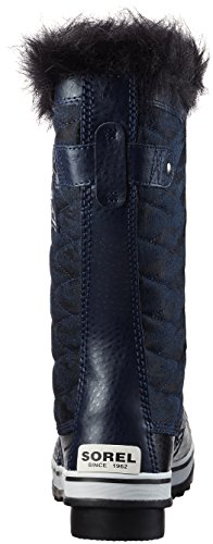 Sorel Ladies Tofino Ii Snow Boots Blu (blu Marino / Abbagliante Collegiale)