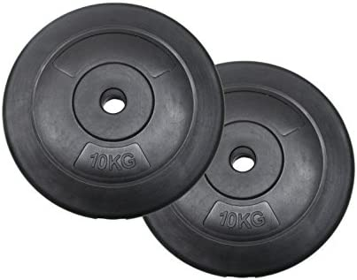 Hugel Vinyl Weight Plates Discs For Dumbbells And Barbell Bars Pairs 1 5kg 2 5kg 3kg 5kg 7 5kg 10kg Training Fitness Home Gym Crossfit 10 Amazon Co Uk Sports Outdoors