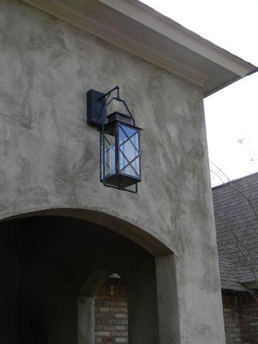 Aspen Medium Wall Mount Yoke Pendant Lantern