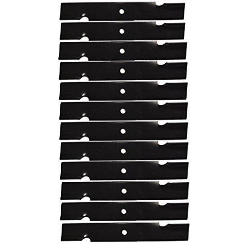 12PK Oregon 91-620 Lawn Mower Blades for Scag 32