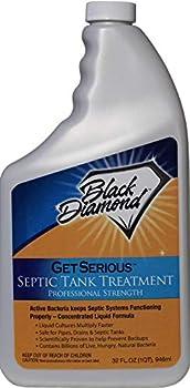 Black Diamond Stoneworks Get Serious Liquid Drain Cleaner