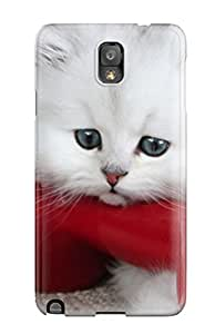 Hot Design Premium Galaxy Tpu Case Cover Galaxy Note 3 Protection Case Kitty Tired Of Working Out