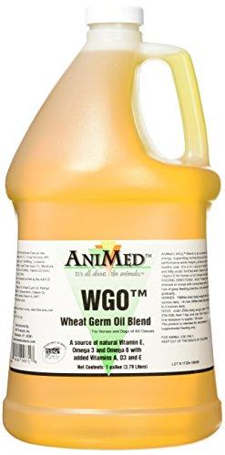 AniMed Wheat Horses Gallon Bottle product image