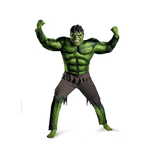 Hulk Costumes for Boy Kids Fancy Halloween Carnival Party Cosplay (Kids Carnival Costume)