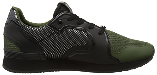 Cruyff Men Tech Rapid - Zapatillas para Hombre Verde (Hunter Green)