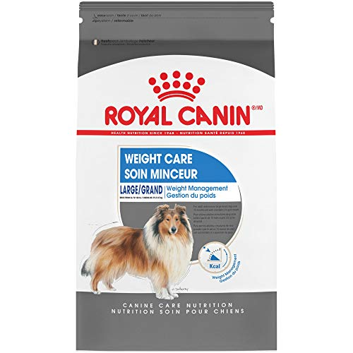 (Royal Canin Large Breed Weight Care Dry Dog Food (30 lb))