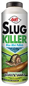Doff babosas Caracol Killer mini azul Pellets Killer 800gramos