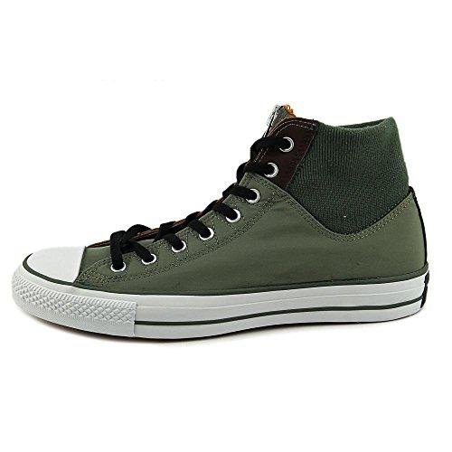 Converse Unisex Chuck Taylor MA-1 Zip Hi Olive Submar Casual Shoe 10 Men US / 12 Women US