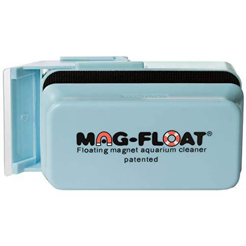 Mag-Float Float-410 Large Plus Acrylic Aquarium Cleaner (w/Acrylic Scraper)