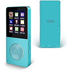 MP3 Player / MP4 Player, Hotechs MP3 Music Player with 16GB Memory SD card Slim Classic Digital LCD 1.82'' Screen with FM Radio, ?- ¡