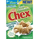 General Mills Chex Apple Cinnamon Cereal, 13.75-ounce (Pack of 3)