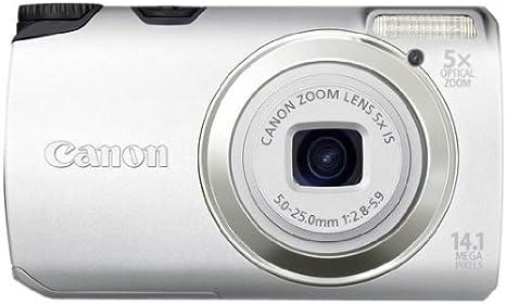 Canon PowerShot A3200 IS - Cámara de Fotos Digital (14,1 Mpx, Modo ...