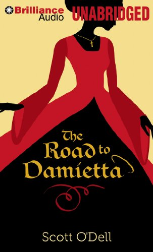 The Road to Damietta by Brilliance Audio