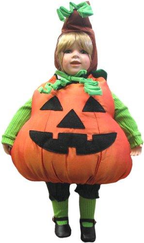 Porcelain Doll Halloween Costume (20