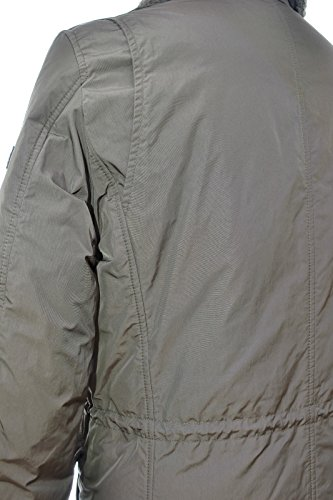 Hudson Woolrich Wocps2353 Jkt Colore Uomo Giaccone Field Tg Marrone Xxl 6SrY6Oq
