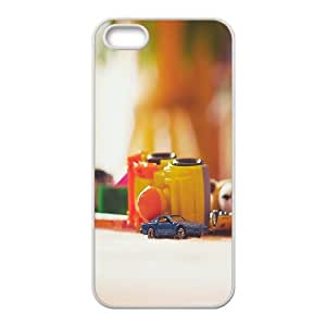 Iphone 5/5S Case toys White tcj526162 tomchasejerry
