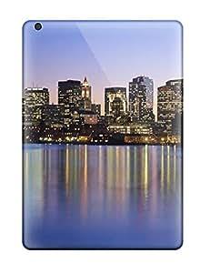 For Ipad Air Premium Tpu Case Cover Boston City Protective Case