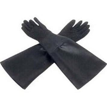 Amazon.com: ALC 40248 Cloth Lined Sandblasting Gloves: Automotive
