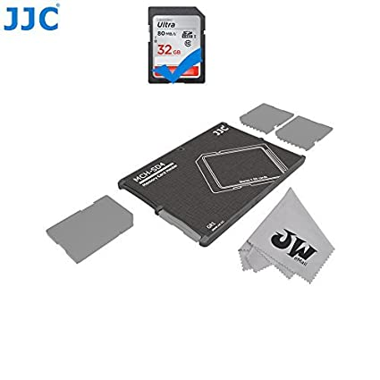 Amazon.com: JW MCH-SD4GR Credit Card Size Durable ...