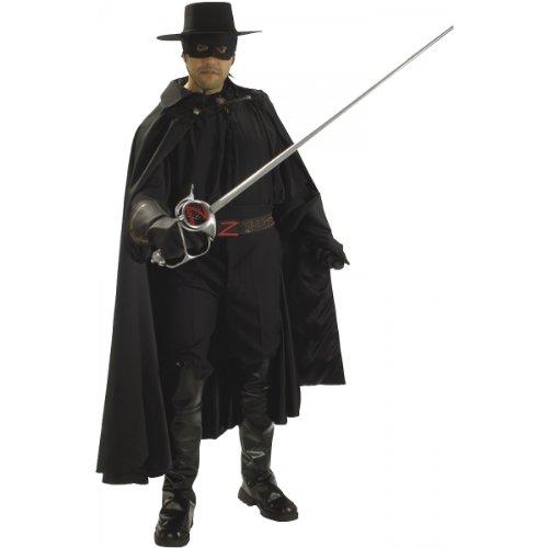 Rubie's Men's Grand Heritage Costume, Black,