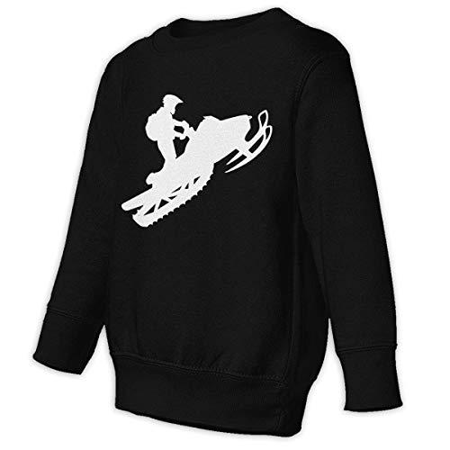 YTH&123 Kids'/Toddlers' Pullover Hoodie Fleece Snowmobile Sweatshirt