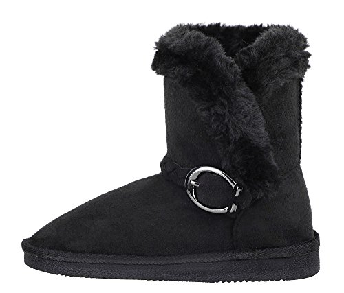 Pictures of Arctic Paw Boys Girls Boots Winter Warm 1
