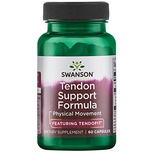 Swanson Tendon Support Formula with Tendofit 60 Capsules