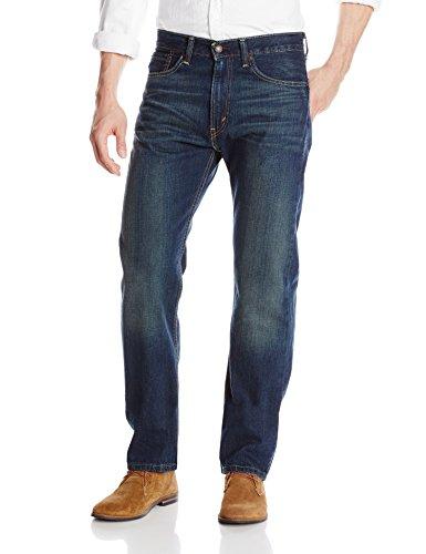 32x31 Jeans (Levi's Men's 505 Regular Fit Jean, Springstein, 31x32)