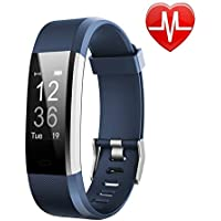 Fitness Tracker HR, Letscom Activity Tracker with Heart...