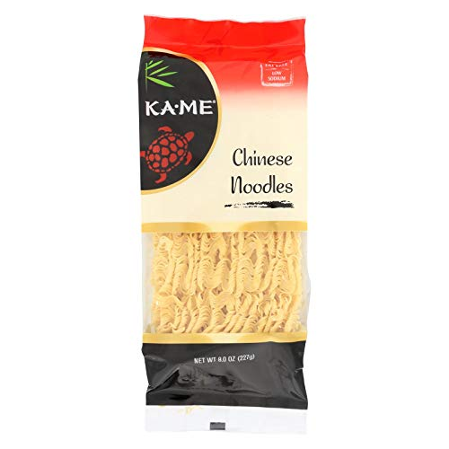 Kame Chinese Noodles, 8 Ounce - 6 per case.