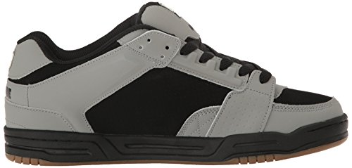 Globe Herren Scribe Skateboard Schuh Grau / Schwarz / Weiß