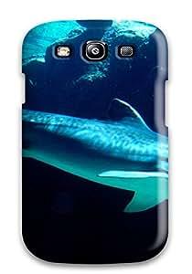 Galaxy Case - Tpu Case Protective For Galaxy S3- Sea Animals
