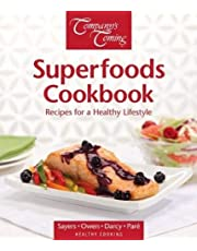 Superfoods Cookbook: Recipes for a Healthy Lifestyle
