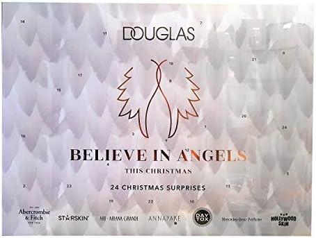 Weihnachtskalender Bei Douglas.Douglas Adventskalender 2018 Believe In Angels Beauty Kosmetik Damen