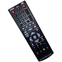 Replaced Remote Control Compatible for LG BP125 AKB73615801 BD630 BP320N BP135W-N BP335WN DVD Blu-Ray Disc Player