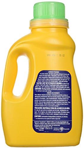 033200099918 - Arm & Hammer Liquid Perfume and Dye Free Dual He, 50 Fluid Ounce carousel main 1