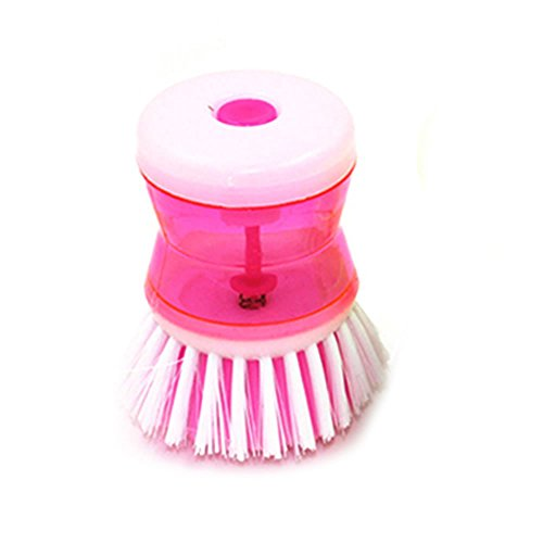 Pot Brush Nylon - 4