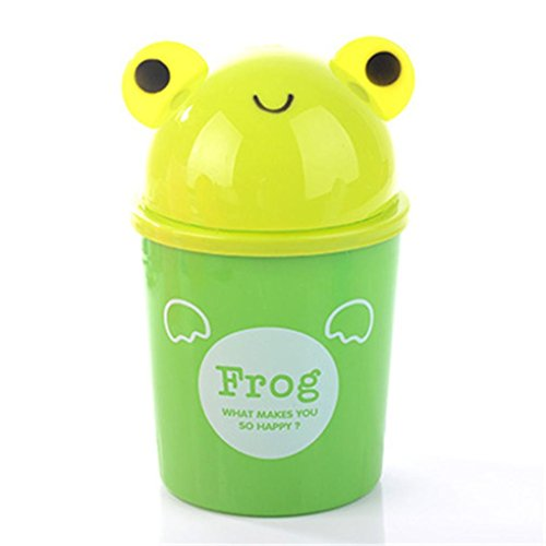 frog trash can - 6