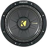 New KICKER COMPS 40CWS84 8 400W Car Subwoofer Power Sub SVC 4 Ohm CWS84