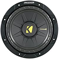 New KICKER COMPS 40CWS84 8 400W Car Subwoofer Power Sub SVC 4 Ohm CWS84