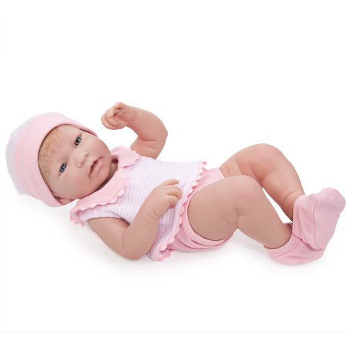 JC Toys Newborn Girl Baby product image