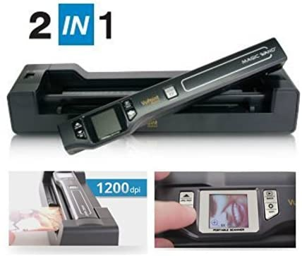 Vupoint ST470 Portable Photo Scanner