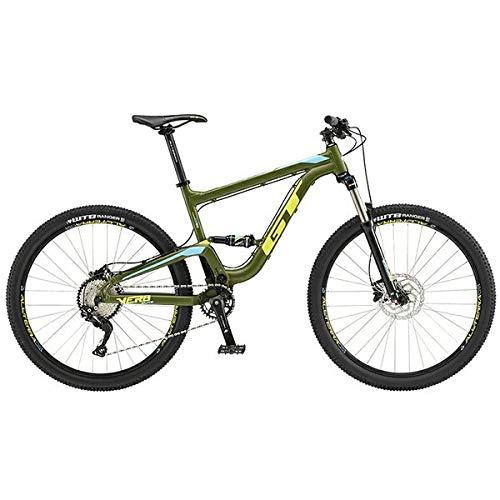 GT マウンテンバイク MTB VERB ELITE (27.5) グリーン 2019 Sサイズ B07HFV4WKJ