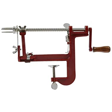 Johnny Apple Peeler by VICTORIO VKP1011, Clamp Base