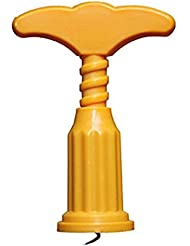Corkscrews Wine Bottle Open Liquor Bottle Opener Plastic Knife Screwdriver for Home Hotel Restaurant Use by TheBigThumb