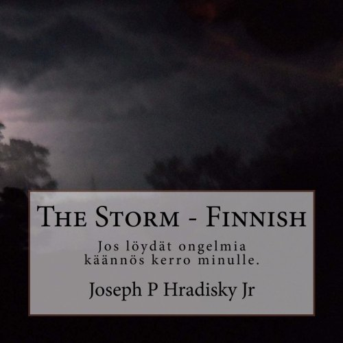 The Storm - Finnish