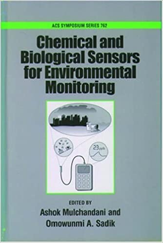 Chemical and Biological Sensors for Environmental Monitoring (ACS Symposium Series)